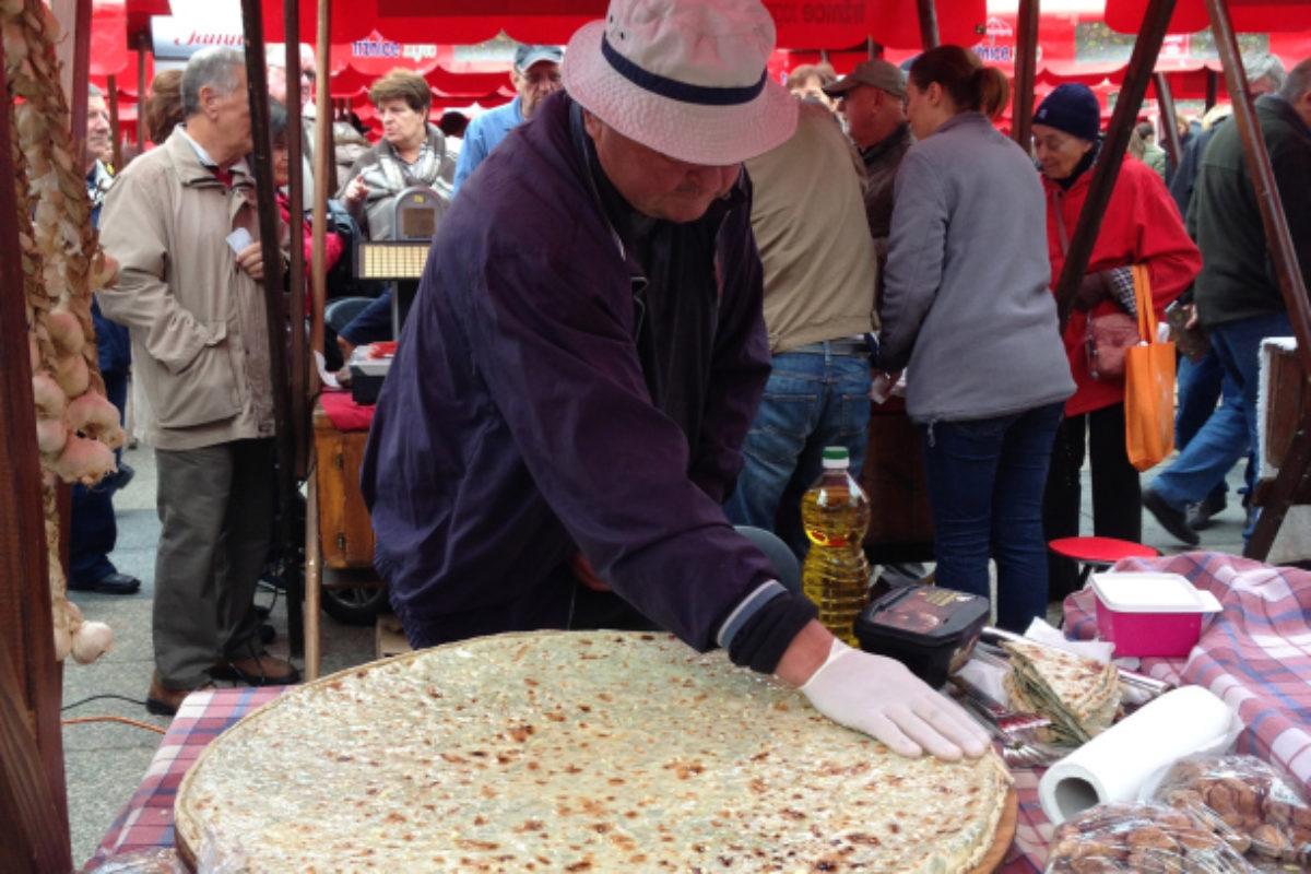 Croatia: Dolac Market