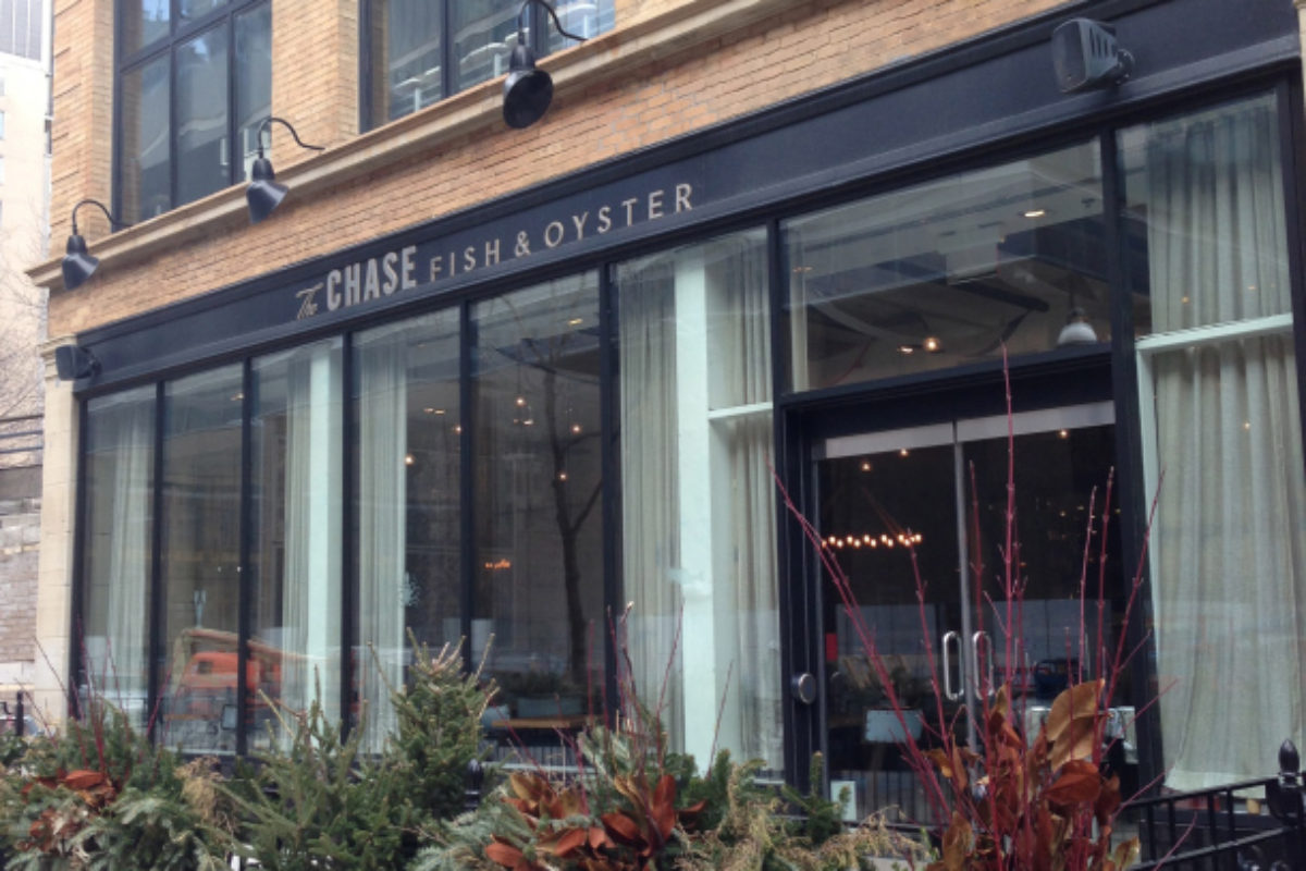Winterlicious: The Chase Fish & Oyster