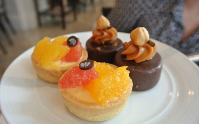 Singapore 2016: Afternoon Tea at Raffles Hotel