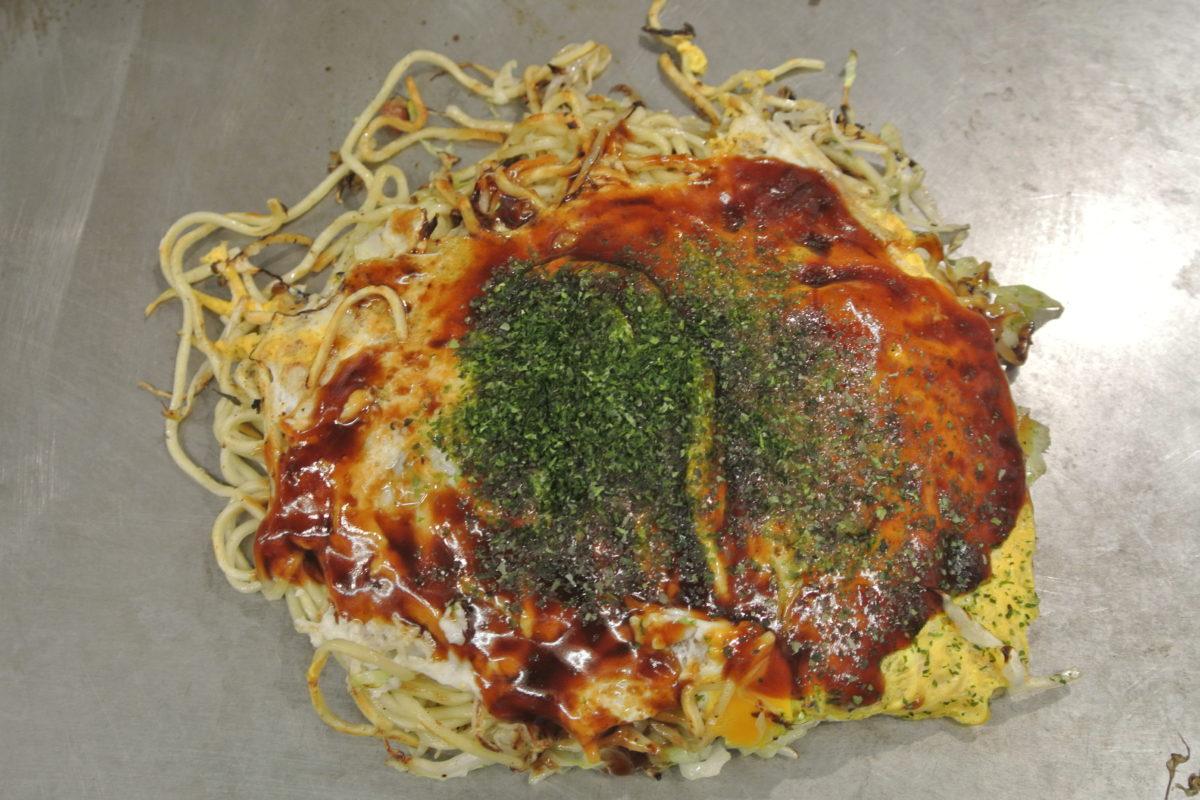 Japan 2016: Okonomiyaki