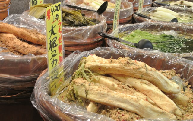 Japan 2016: Kyoto's Nishiki Market